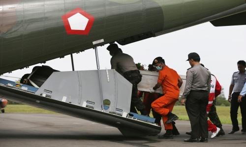 حمل هوایی جنازه