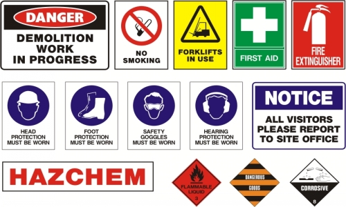 طبقه بندی کالاهای خطرناک و علائم حمل آنها